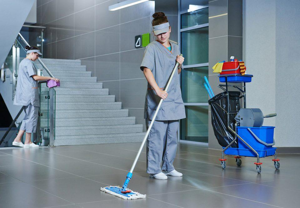 limpeza de condominio