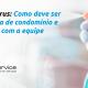 coronavírus limpeza de condomínio